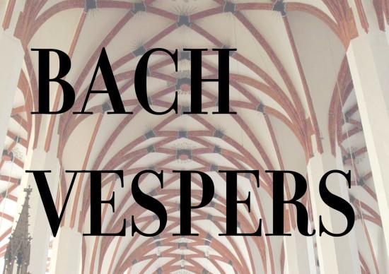 bach vespers